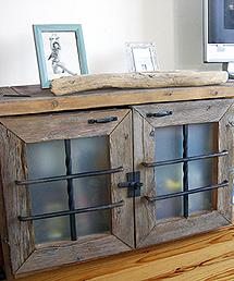 オリジナル家具ウッドデッキイメージ